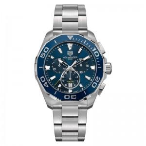 Aquaracer 300M Aluminum Bezel Quartz Chronograph